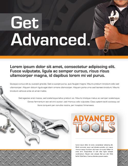 Print Ad Design - Half Page Ad Design - Full Page Ad Design