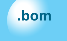 New Generic Domain - .bom Domain Registration