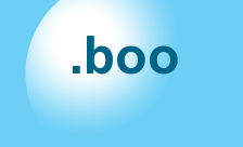 New Generic Domain - .boo Domain Registration