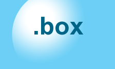 New Generic Domain - .box Domain Registration