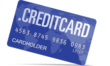 New Generic Domain - .creditcard Domain Registration