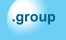 New Generic Domain - .group Domain Registration