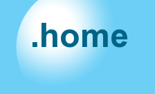 New Generic Domain - .home Domain Registration