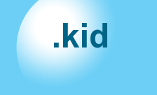 New Generic Domain - .kid Domain Registration
