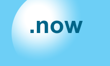New Generic Domain - .now Domain Registration