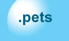 New Generic Domain - .pets Domain Registration
