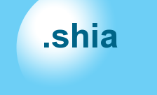 New Generic Domain - .shia Domain Registration