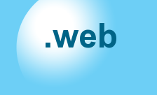 New Generic Domain - .web Domain Registration