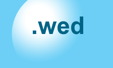 WED Wedding Domain - .wed Domain Registration