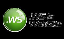 Website Domain - .ws Domain Registration