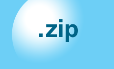 New Generic Domain - .zip Domain Registration